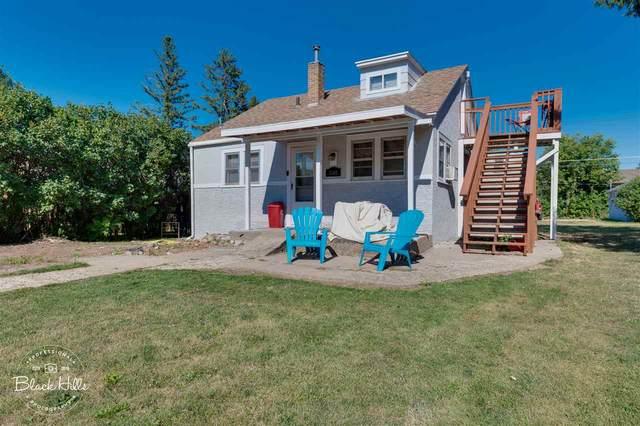 1144 & 11441/2 St. Joseph Street, Spearfish, SD 57783 (MLS #65539) :: Christians Team Real Estate, Inc.