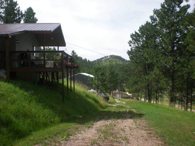 24928 Mica Ridge Road, Custer, SD 57730 (MLS #65542) :: Christians Team Real Estate, Inc.