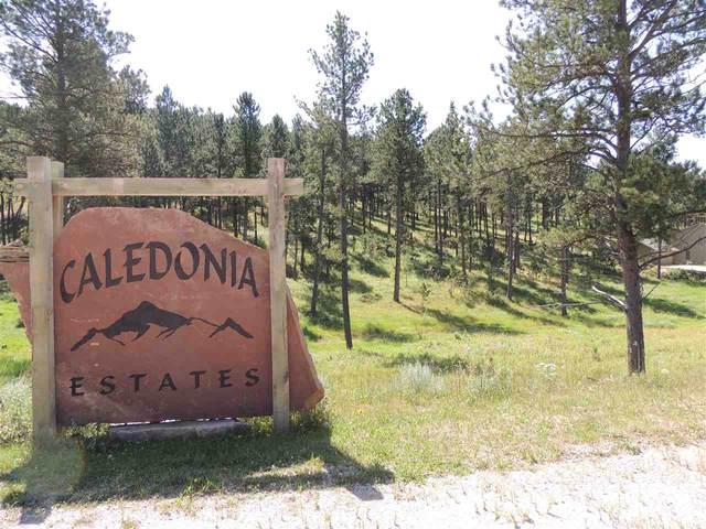 TBD Lot 3 Caledonia Trail, Custer, SD 57730 (MLS #65544) :: Dupont Real Estate Inc.