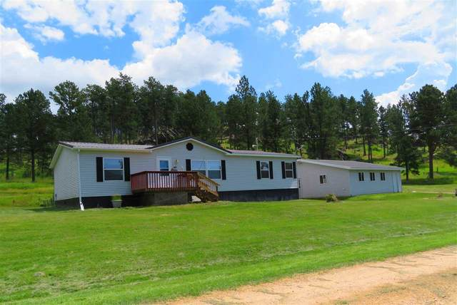 24960 Big Valley Trail, Custer, SD 57730 (MLS #65545) :: Dupont Real Estate Inc.