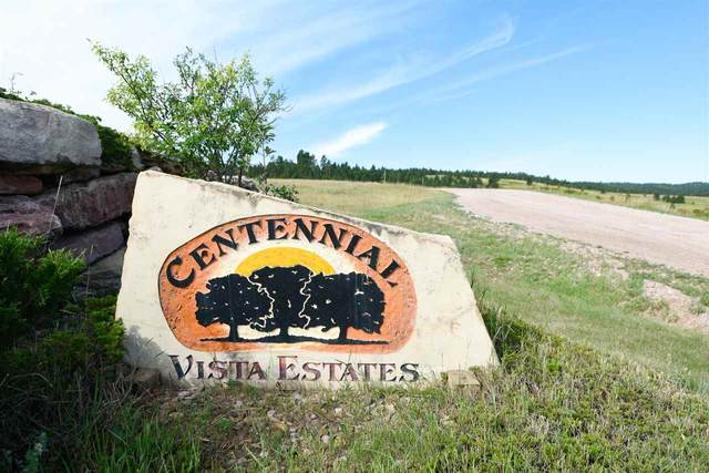 Lot 30 Centennial Vista Avenue, Spearfish, SD 57783 (MLS #65559) :: Dupont Real Estate Inc.