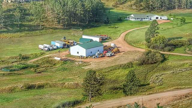 42 Spring Creek Road, Carlile, WY 82721 (MLS #65561) :: Christians Team Real Estate, Inc.