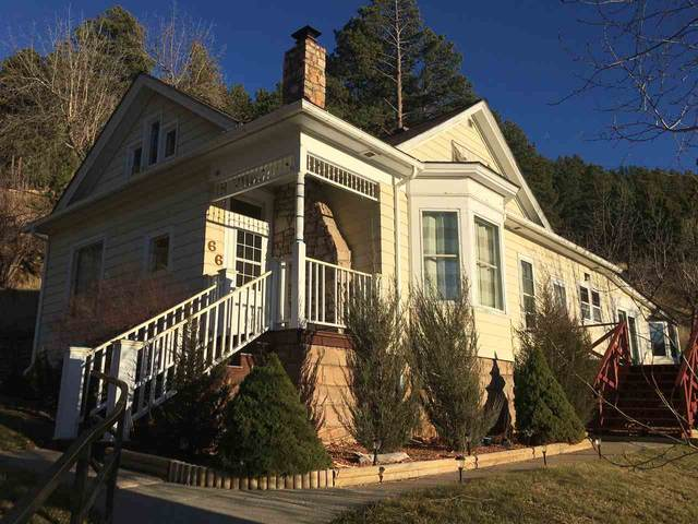 66 Lincoln Avenue, Deadwood, SD 57783 (MLS #65581) :: Dupont Real Estate Inc.