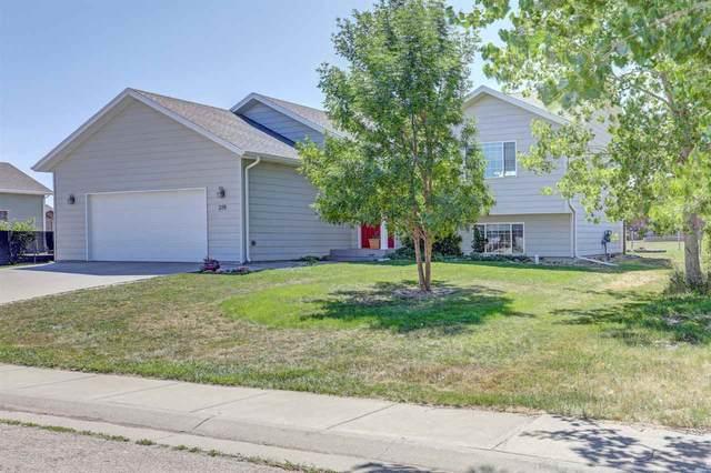 319 Freude Lane, Box Elder, SD 57719 (MLS #65605) :: VIP Properties
