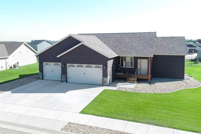 1894 Russell Street, Spearfish, SD 57783 (MLS #65607) :: Dupont Real Estate Inc.
