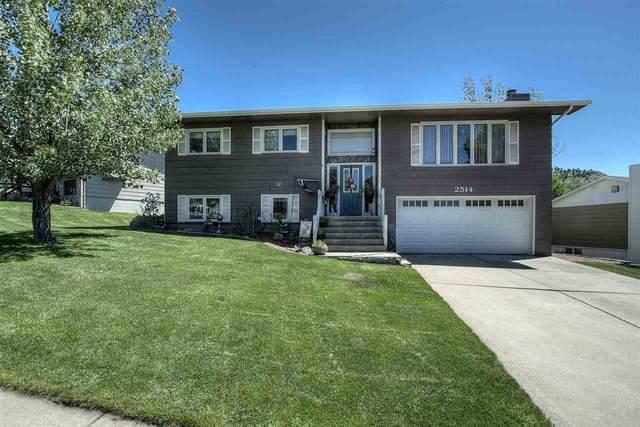 2514 Tomahawk Road, Rapid City, SD 57702 (MLS #65609) :: Dupont Real Estate Inc.
