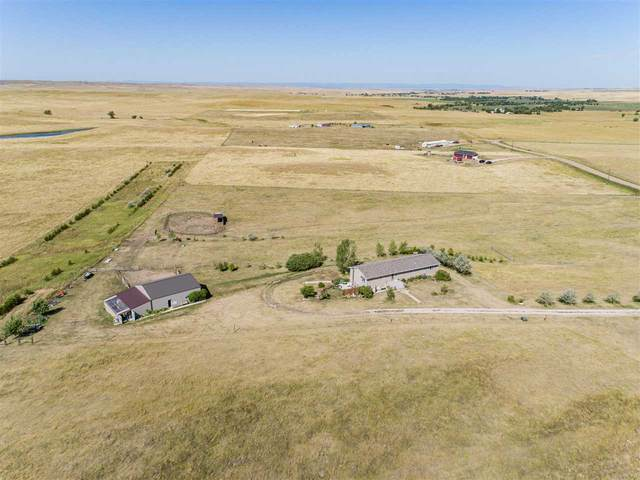 15971 Pioneer Road, New Underwood, SD 57761 (MLS #65621) :: Dupont Real Estate Inc.
