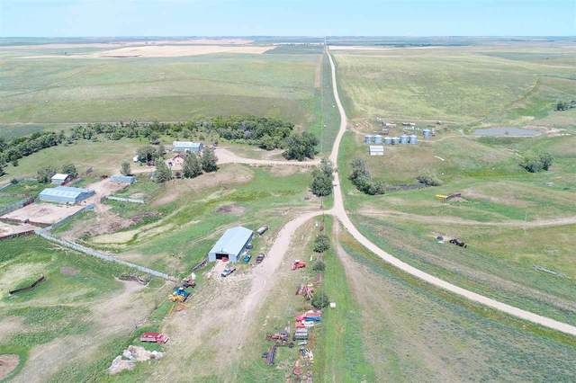 13871 180th Avenue, Bison, SD 57620 (MLS #65622) :: Dupont Real Estate Inc.