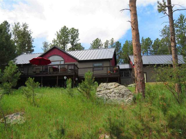 195 Clay Street, Custer, SD 57730 (MLS #65627) :: Christians Team Real Estate, Inc.