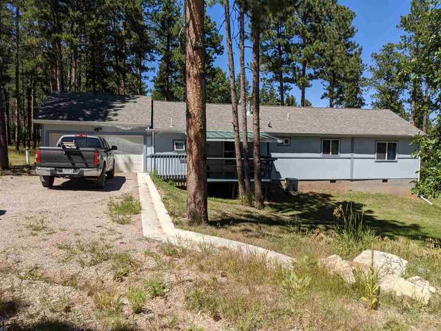 12254 Gigear Road, Sturgis, SD 57785 (MLS #65628) :: Dupont Real Estate Inc.