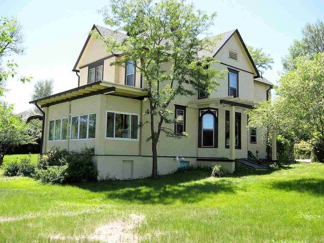 109 S Connor Street, Hot Springs, SD 57747 (MLS #65641) :: Dupont Real Estate Inc.