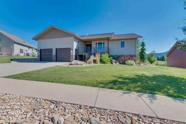 1821 Country Oaks Lane, Spearfish, SD 57783 (MLS #65648) :: Dupont Real Estate Inc.