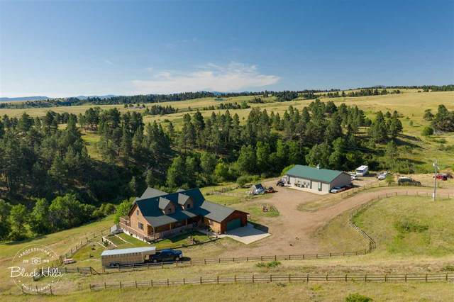 10675 Habeck Road, Belle Fourche, SD 57717 (MLS #65651) :: Christians Team Real Estate, Inc.