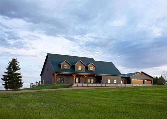 971 Creekside View Lane, Rapid City, SD 57701 (MLS #65676) :: Dupont Real Estate Inc.