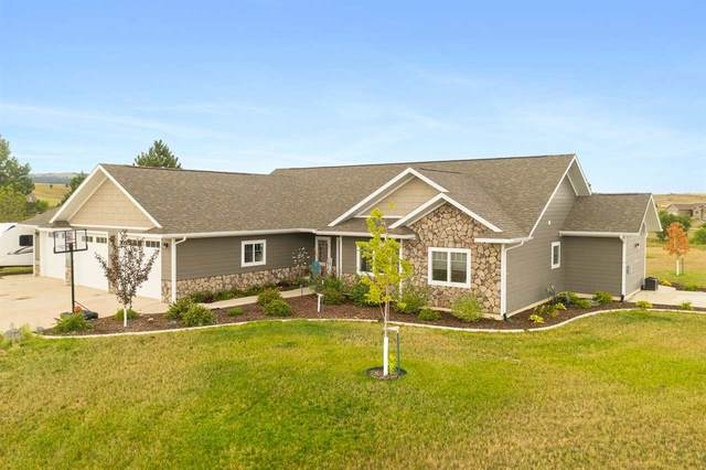 24554 Lindsey Loop, Hermosa, SD 57744 (MLS #65688) :: Dupont Real Estate Inc.
