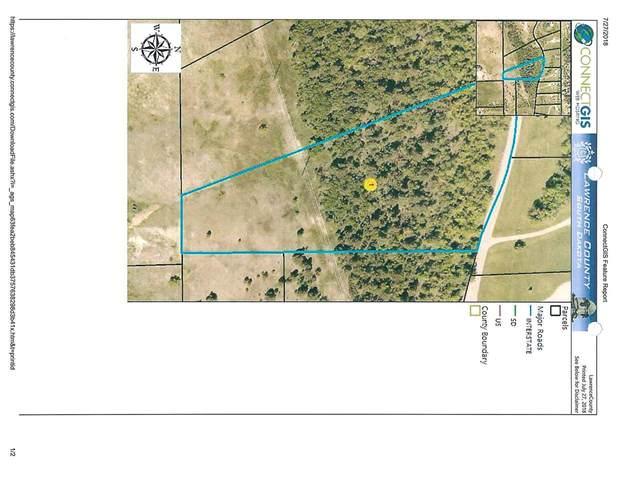 TDB Ranch Road, Deadwood, SD 57732 (MLS #65698) :: Dupont Real Estate Inc.