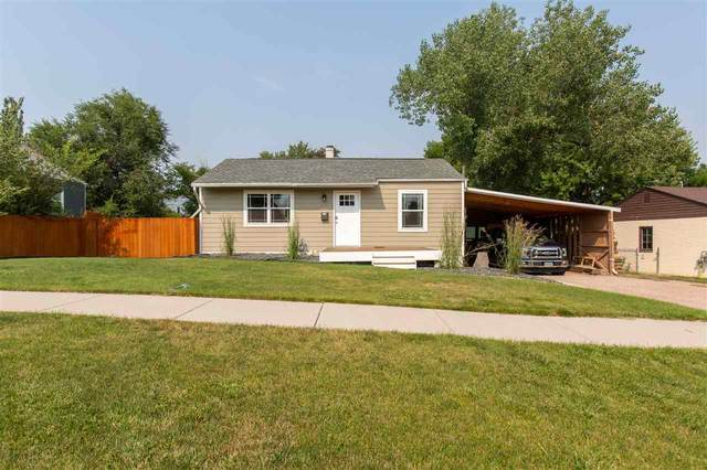408 E St. Francis Street, Rapid City, SD 57701 (MLS #65706) :: Dupont Real Estate Inc.