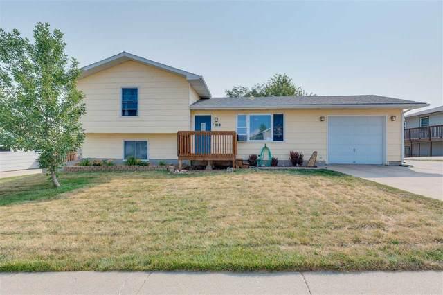 918 S 31st Street, Spearfish, VA 57783 (MLS #65715) :: Dupont Real Estate Inc.