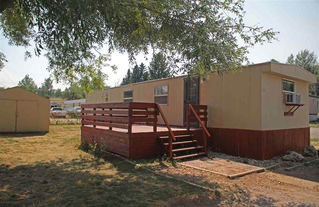 259 Evans Lane, Spearfish, SD 57783 (MLS #65722) :: VIP Properties