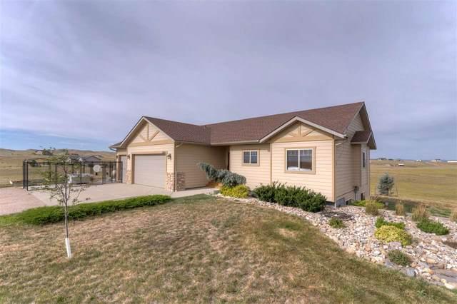 22865 Latigo Road, Box Elder, SD 57719 (MLS #65776) :: Dupont Real Estate Inc.