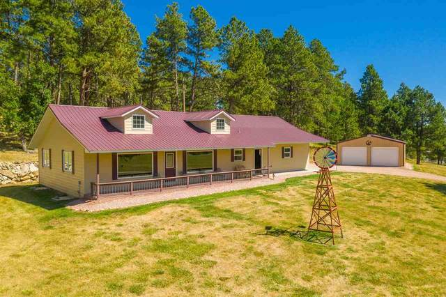 24602 Iron Mountain Road, Keystone, SD 57751 (MLS #65814) :: Dupont Real Estate Inc.