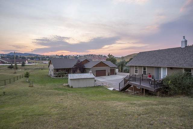 1651 &1647 Ballpark Road, Sturgis, SD 57785 (MLS #65826) :: Dupont Real Estate Inc.