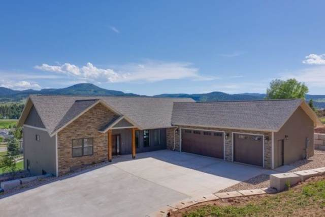 1908 Cowboy Lane, Spearfish, SD 57783 (MLS #65829) :: Christians Team Real Estate, Inc.