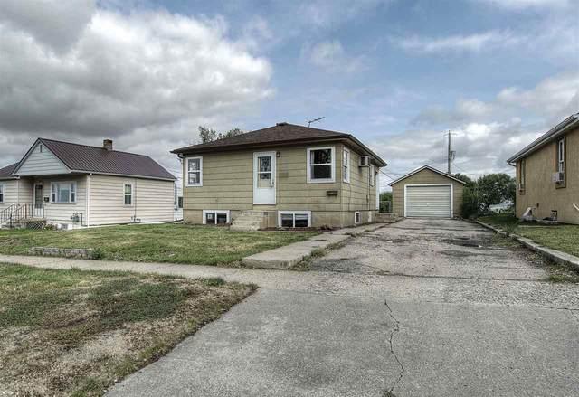 1109 12th Avenue, Belle Fourche, SD 57717 (MLS #65861) :: VIP Properties