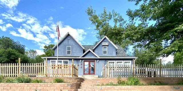 241 S 5th Street, Hot Springs, SD 57747 (MLS #65870) :: Dupont Real Estate Inc.