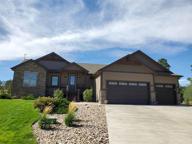 3011 Ivory Birch Place, Rapid City, SD 57702 (MLS #65872) :: Dupont Real Estate Inc.