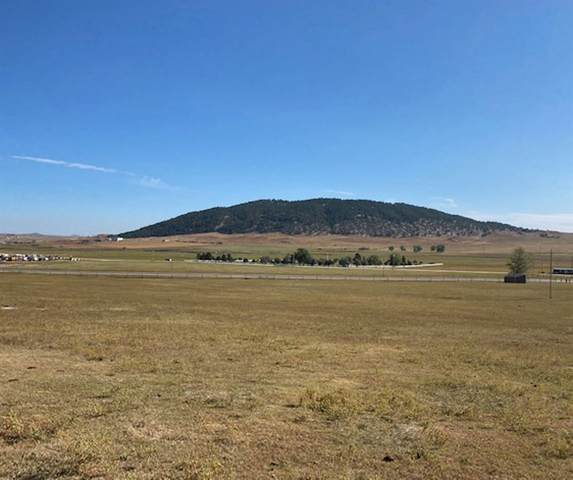 TBD South Mountain Road, Sundance, WY 82729 (MLS #65884) :: Christians Team Real Estate, Inc.