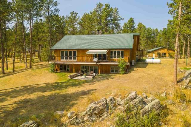 25368 Melanie Lane, Custer, SD 57730 (MLS #65901) :: VIP Properties
