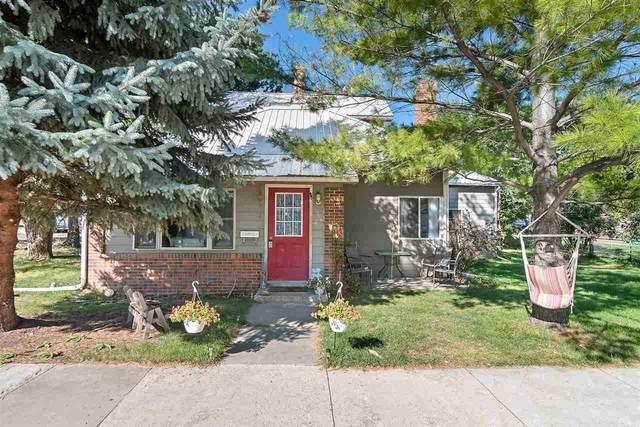 716 8th Avenue, Belle Fourche, SD 57717 (MLS #65907) :: Christians Team Real Estate, Inc.