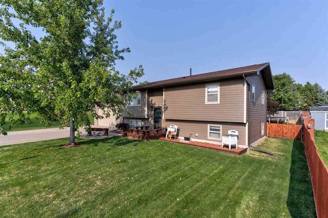 2621 Moose Drive, Sturgis, SD 57785 (MLS #65921) :: Dupont Real Estate Inc.