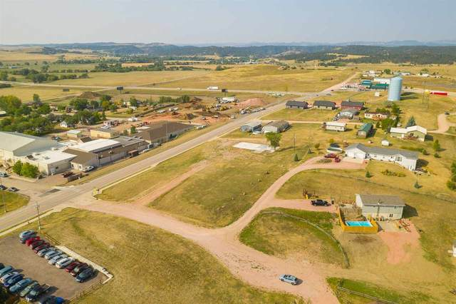 440 Main Street, Hermosa, SD 57744 (MLS #65926) :: Black Hills SD Realty