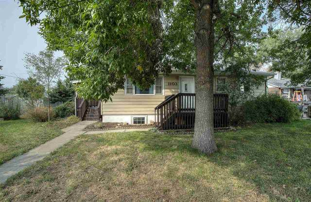 1103 Blaine Avenue, Rapid City, SD 57701 (MLS #65929) :: Dupont Real Estate Inc.