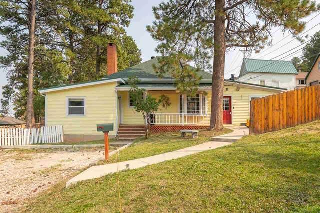 509 W Mcclellan Street, Lead, SD 57754 (MLS #65944) :: Christians Team Real Estate, Inc.