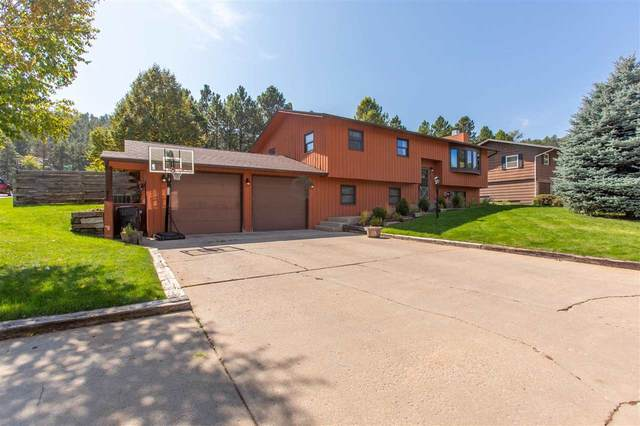 4701 Steamboat Circle, Rapid City, SD 57702 (MLS #65965) :: VIP Properties
