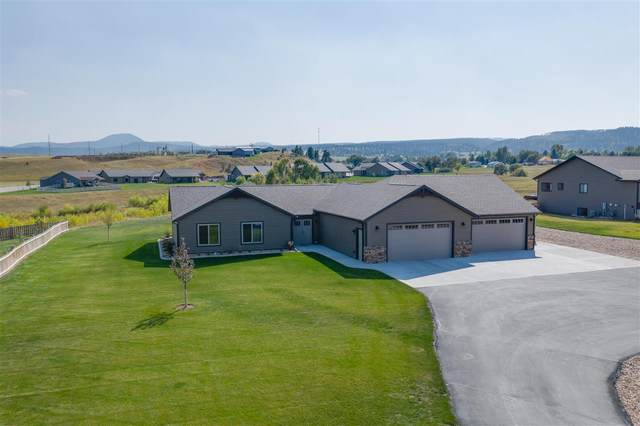 2135 Tumble Weed Trail, Spearfish, SD 57783 (MLS #65967) :: Dupont Real Estate Inc.