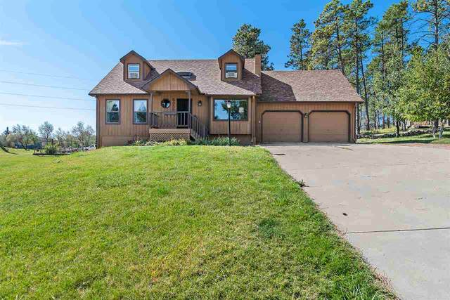 5255 Waxwing Lane, Rapid City, SD 57702 (MLS #65981) :: VIP Properties
