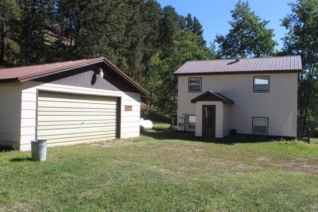 11326 Nevada Gulch Road, Lead, SD 57754 (MLS #66028) :: VIP Properties