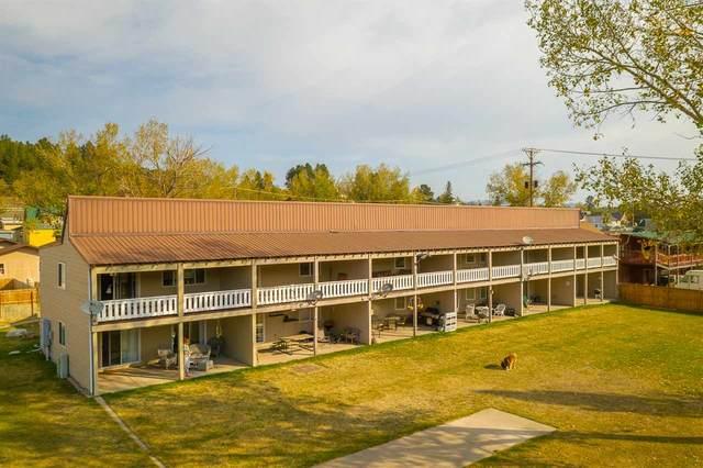 40 Mt. Rushmore Road, Custer, SD 57730 (MLS #66047) :: Dupont Real Estate Inc.