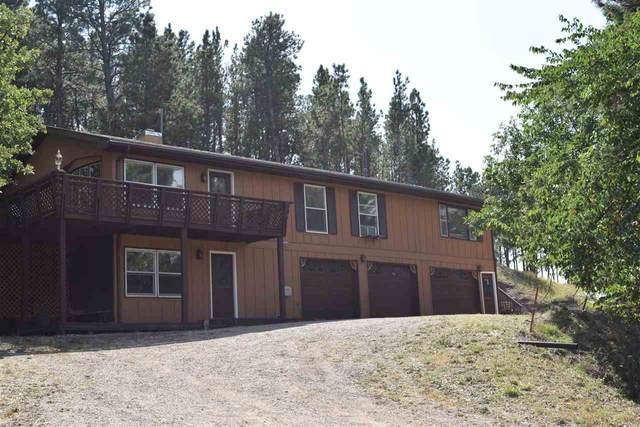 8214 Blucksberg Mountain Road, Sturgis, SD 57785 (MLS #66094) :: Daneen Jacquot Kulmala & Steve Kulmala