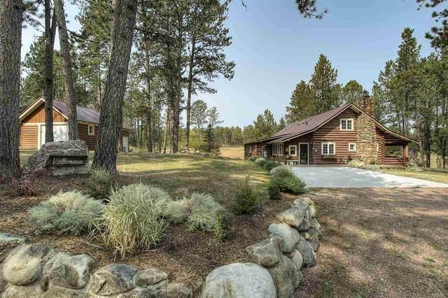 25211 Highway 385, Custer, SD 57730 (MLS #66107) :: VIP Properties