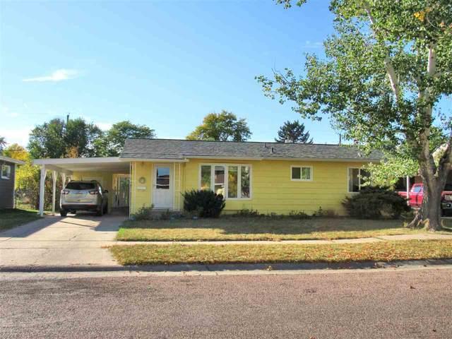701 San Marco Blvd., Rapid City, SD 57702 (MLS #66112) :: Black Hills SD Realty
