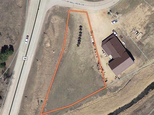 TBD Mill Iron Road, Rapid City, SD 57702 (MLS #66132) :: Daneen Jacquot Kulmala & Steve Kulmala