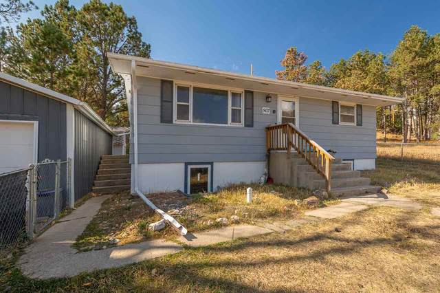 507 N 3rd Street, Custer, SD 57730 (MLS #66198) :: Christians Team Real Estate, Inc.