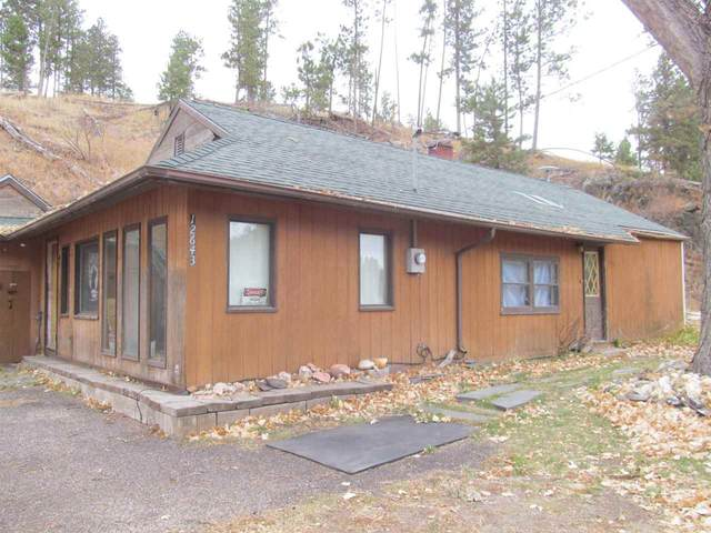 12643 S Highway 16, Hill City, SD 57745 (MLS #66222) :: Christians Team Real Estate, Inc.