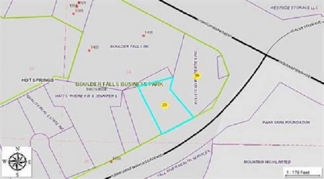 Boulder Falls Indianapolis Avenue, Hot Springs, SD 57747 (MLS #66281) :: Daneen Jacquot Kulmala & Steve Kulmala