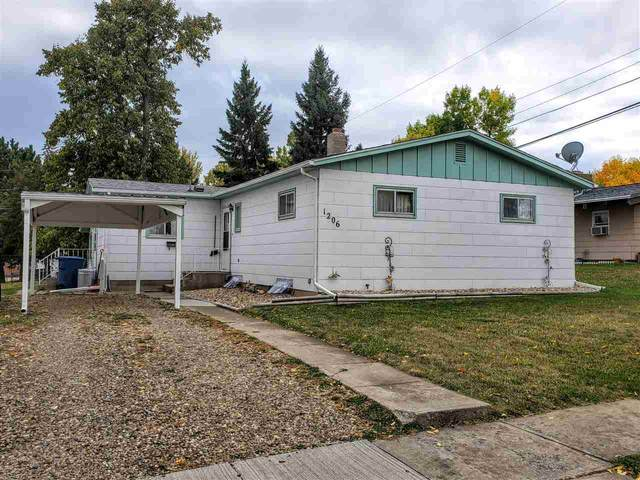 1206 Union Street, Belle Fourche, SD 57717 (MLS #66284) :: Christians Team Real Estate, Inc.